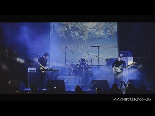 Dahau Holidays - 4 - Д-город - Live@Bingo, Kiev [25.10.2015] NeformatFest 2015