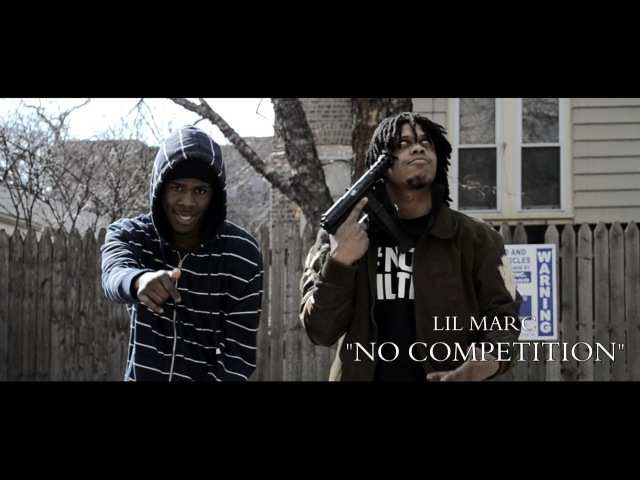 Lil Marc No Competition OTF Diss Official Video Shot By @HigherEnt
