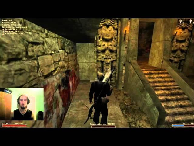 Pentak Stream. Gothic II Night of the Raven Возвращение 2.0 (The Returning 2.0). Часть 21