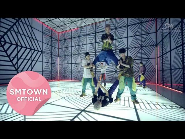 EXO M 엑소엠 '上瘾 Overdose ' MV