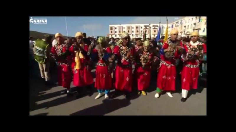 Parade d'Ouverture 2016 du Festival Gnaoua et Musiques du Monde d'Essaouira