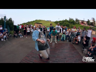 HIP-HOP 1X1 BATTLE-3 | OPEN AIR 2015 | New York Dance Studio 2015 HD