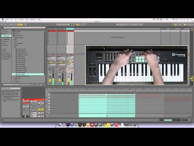 Novation Launchkey Getting Started - Video 4 - Making Music