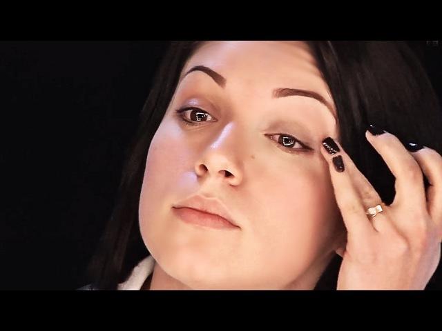 Уроки макияжа Как правильно наносить корректор для лица Как правильно наносить макияж