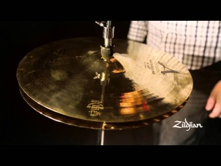 "Zildjian Sound Lab - 14"" A Custom Mastersound HiHats"