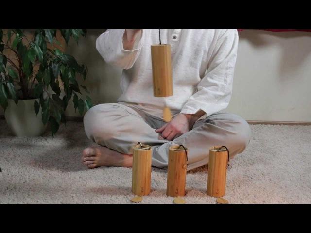 Meditace se zvonečky KOSHI