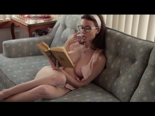 Olivia Rose Strips Down and Takes a Shower in NSFW Short Film / YFB