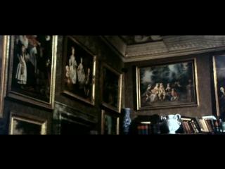 """"""" семейный портрет в интерьере """" 1974 / gruppo di famiglia in un interno / фрагмент"""