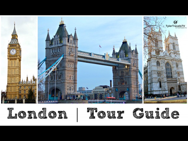 London | Travel Guide Overview | HD 1080p