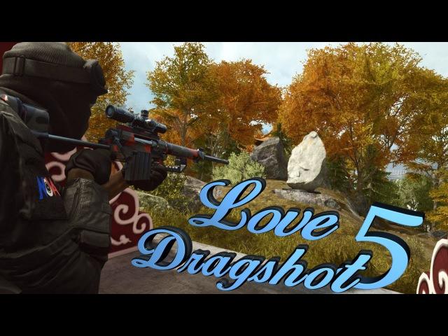 Love Dragshot 5 ( Montage Aggressive Recon Sniper battlefield 4 BF4 ) NoVa Decade