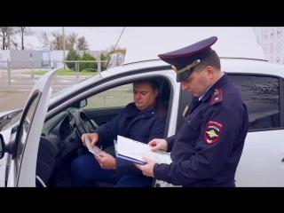 Экзамен ГОРОД кат В в ГИБДД г