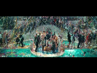 The great gatsby / великий гэтсби отрывок танцы [fergie a little party never killed nobody]