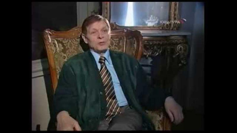 Композитор Валерий Гаврилин
