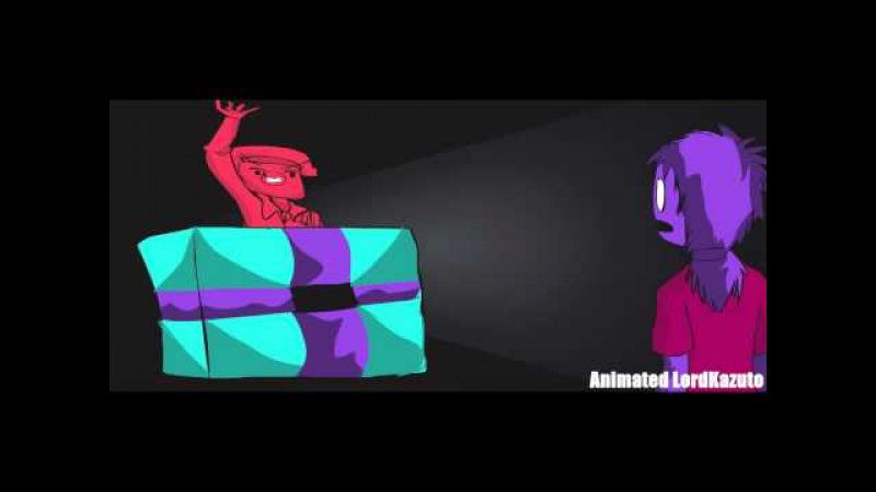 LordKazuto Animated | Давай жахаться в этой коробке!