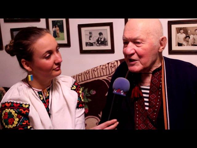 Одесити в гостях у живої легенди України МИРОСЛАВ СИМЧИЧ КРИВОНІС