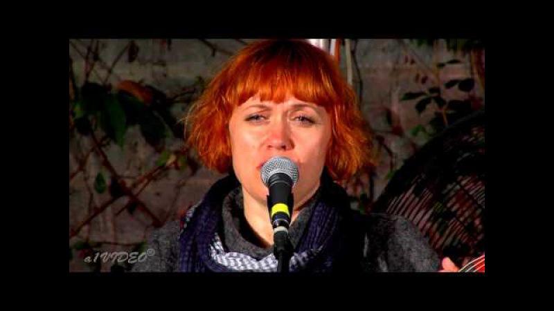 Olga Chikina Ольга Чикина concert Downhouse Lounge part 2 2015
