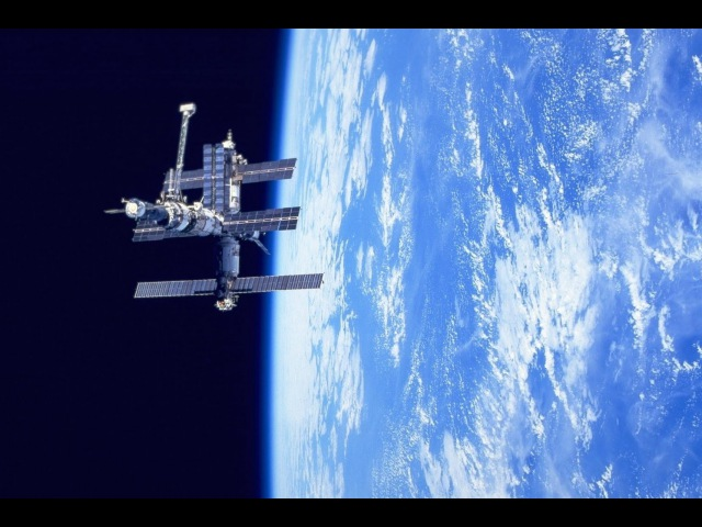 ОРБИТАЛЬНАЯ СТАНЦИЯ МИР / ORBITAL STATION MIR [FULL HD]
