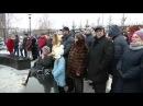 В аэропорту Казань прошел траурный митинг, посвященный годовщине крушения Боинга-737 Казань Татарстан