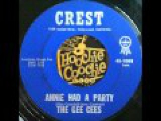 GEE CEES - ANNIE HAD A PARTY [CREST]