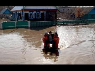 Внимание! Резкое потепление в Татарстане! Реальная опасность второй волны паводка и выхода на лёд.