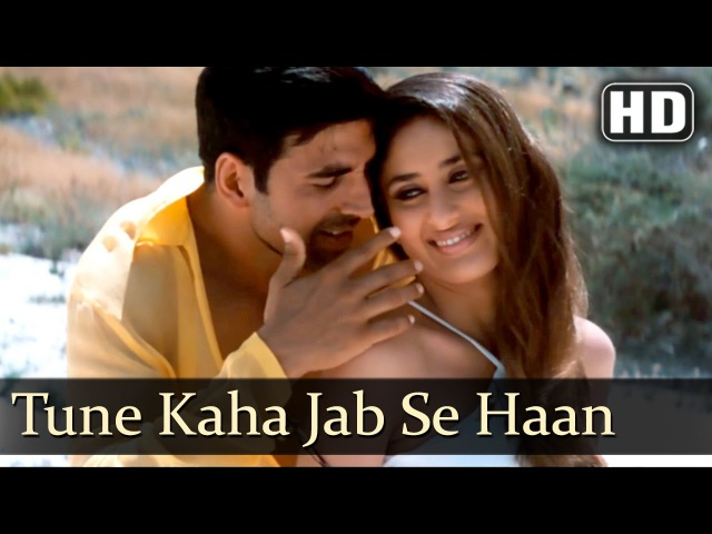 Tune Kaha Jab Se Haan Talaash…The Hunt Begins Songs Akshay Kumar Kareena Kapoor Filmigaane