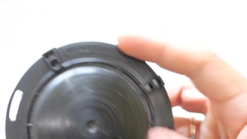 Как намотать леску на косильную головку триммера или мотокосы » FreeWka - Смотреть онлайн в хорошем качестве