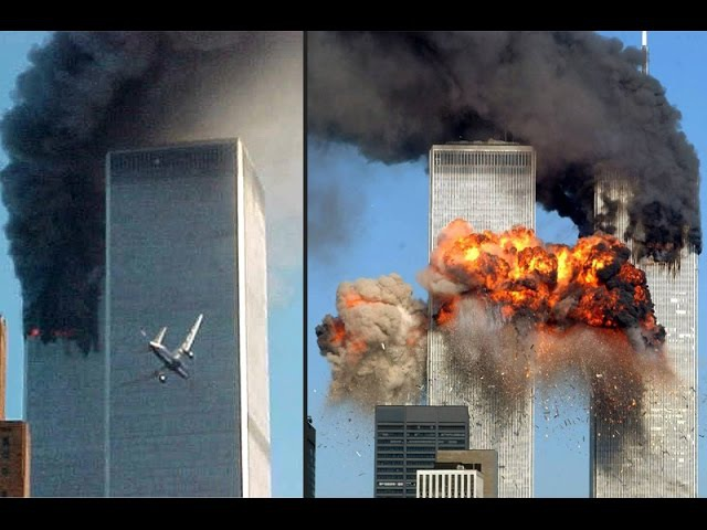 18 Views of Plane Impact in South Tower | 9/11 World Trade Center [HD DOWNLOAD]