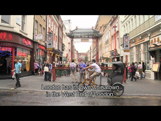 Loescher English Corner 1 6 Multicultural Britain with subtitles