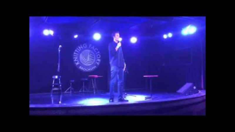 Schtick or Treat 2015 J P McDade as Anthony Jeselnik