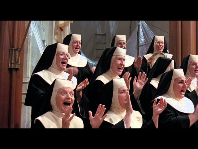 Sister Act Hail Holy Queen Hi Def