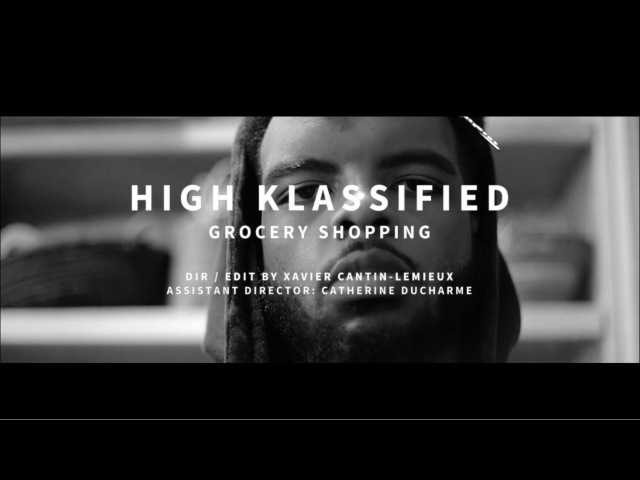 High Klassified Grocery Shopping