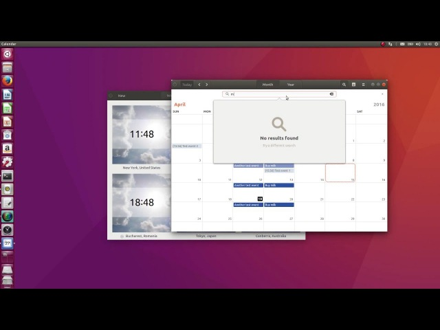 Ubuntu 16.04 LTS (Xenial Xerus) New Desktop Features And Changes