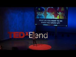 TED RUS x Эмили Вапник  3 качества мультиличности или Почему не у всех есть одно истинное призвание