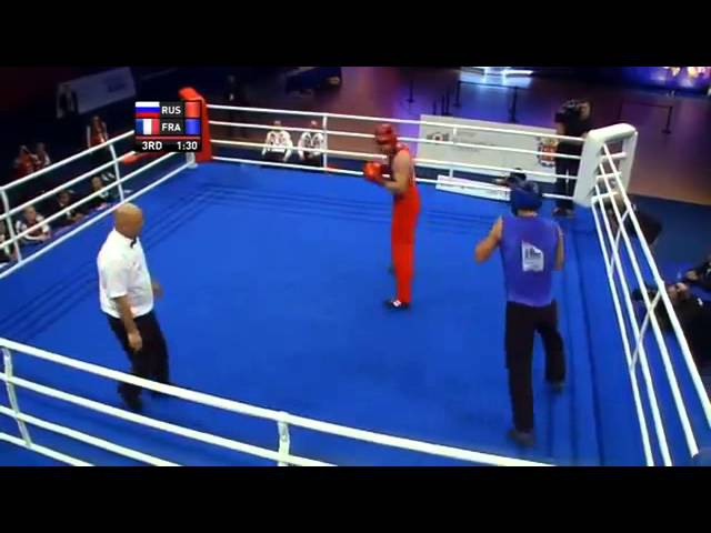 САВАТ (SAVATE) World Combat Games 2013 (часть 3)