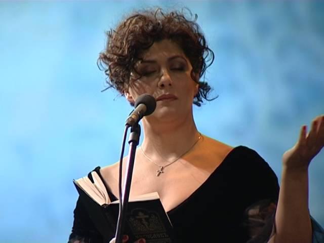 Дивна Любоевич. Divna Ljubojević. Концерт в Санкт-Петербурге. 2013 год