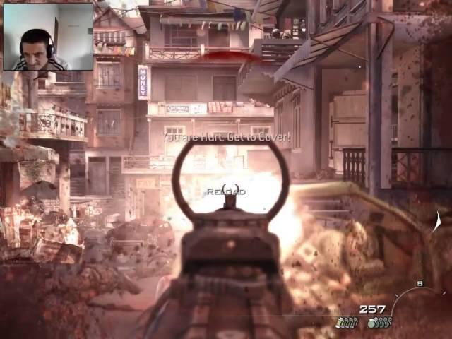 Yury Strasan Ratnik Ubija Sve Zivo Call of Duty Modern Warfare 3