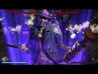 Injustice 2: Joker First Look