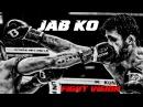 Muay Thai Jab Knockout Fight Vision