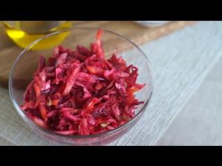 """ФИТНЕС-САЛАТ """"Метелка"""". Рецепт для тех, кто хочет похудеть (Fitness Salad)"""