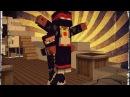 Мистик и Лагер прохождение карты в Minecraft 1 / ЛАГГЕР - БОГ ВЗРЫВА!! / майнкрафт видео