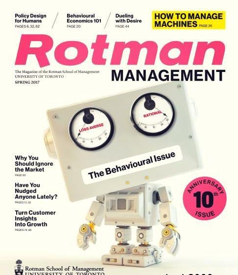 Rotman Management Spring 2017