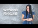 Promo publicitaria. Wetlook Chica cubierta de agua