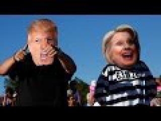 ТРАМП - новый президент Америки!!! УголовноеДЕЛО на Хиллари...