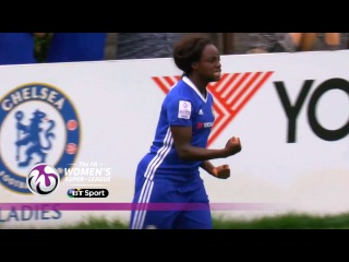 Chelsea Ladies 4-0 Doncaster Rovers Belles | Goals & Highlights