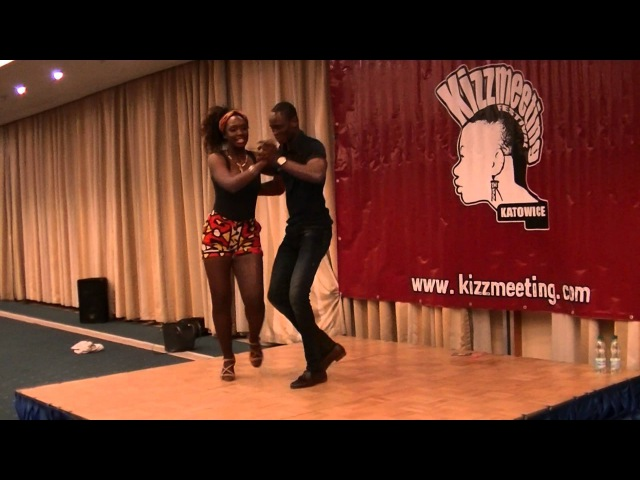 Dasmara Jolanda semba tricks Kizzmeeting Katowice 2016