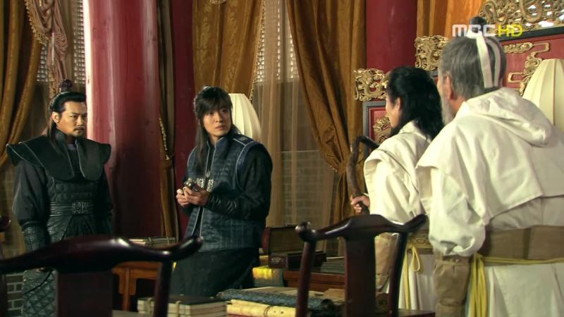 23 Легенда о четырех стражах Небесного владыки Южная Корея