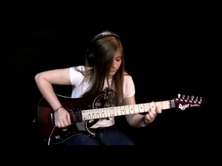 Pink floyd comfortably numb / cover by tina s /