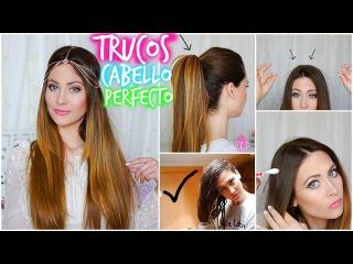 10 TRUCOS PARA EL CABELLO. 10 HAIR HACKS | CABELLO PERFECTO. Lizy P