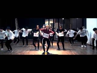 The Ark - Intro Dance Practice Mirrored