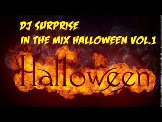DJ Surprise - Halloween Mix Vol.1 - Mixed 2016